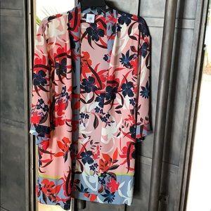 cabi Kimono, size XS/S